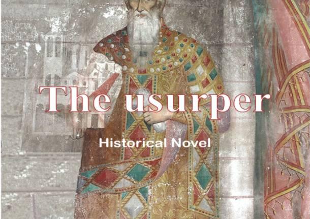 L\'usurpatore, il nuovo romanzo storico di Emanuele Rizzardi