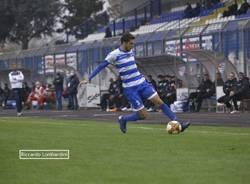 Calcio, Pro Patria - Albinoleffe 1-2