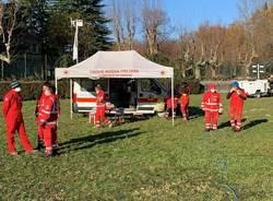 L\'ospedale da campo di Varese