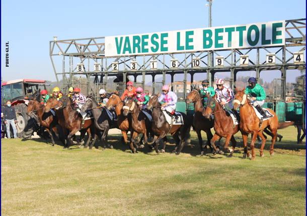 Bettole, i vincitori delle corse di mercoledì 25