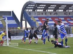 Serie C, Pro Patria - Grosseto 0-0