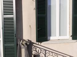 Casciago, furto di rame a Villa Valerio