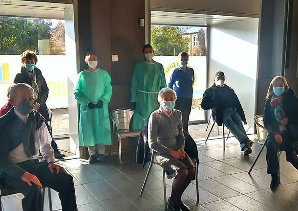 Castellanza campagna antinfluenzale