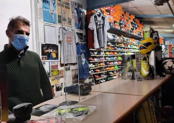 Chiude Pianeta Calcio a Varese