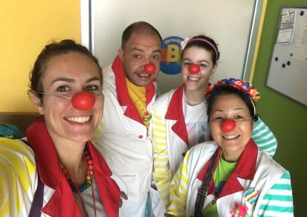 clown ospedali