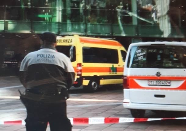Svizzera: attacco a Lugano, plausibile la pista terroristica