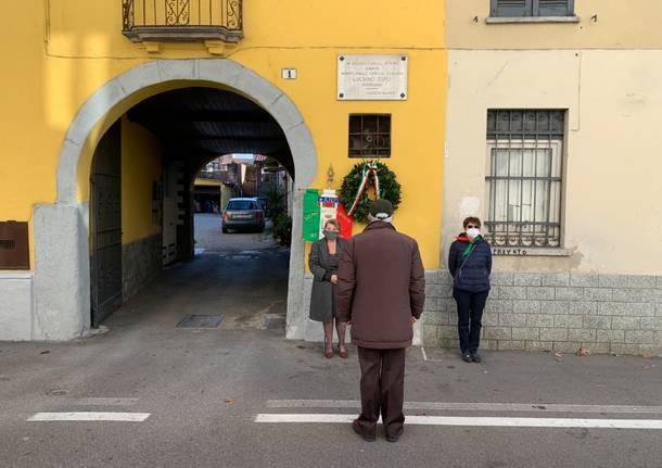 Commemorazione Luciano Zaro 2020