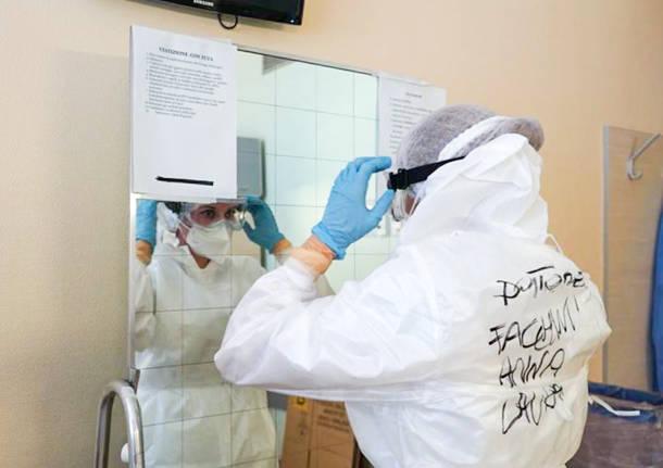 coronavirus ospedale Varese