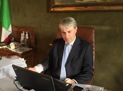 Davide Galimberti sindaco di Varese