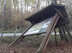 Degrado al Parco del Ticino