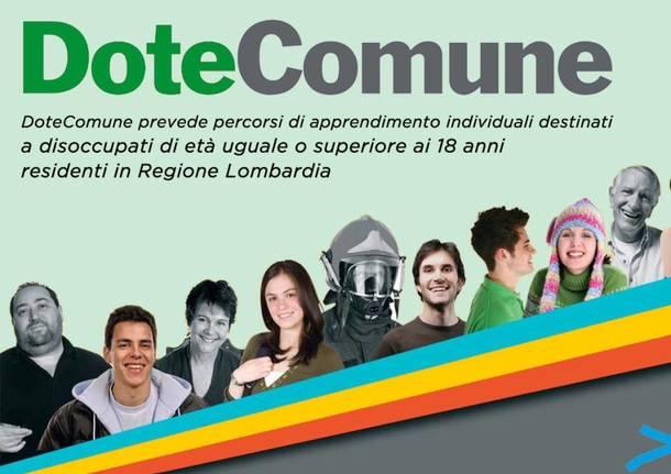 Dote Comune Lombardia 2020