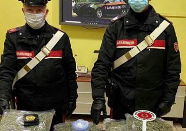 droga arresto oleggio