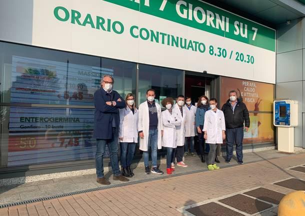 Farmacia Spes Gigante Somma Lombardo