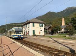 ferrovia Vigezzina SSIF centovalli