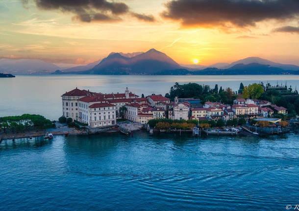 foto del giorno 3 novembre 2020 isola bella