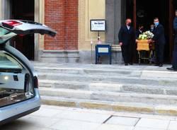 Funerali Max Bertoli Legnano