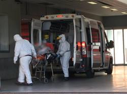 ambulanza covid coronavirus