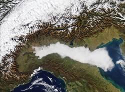 nebbia pianura padana
