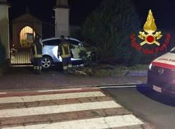 incidente stradale cadrezzate