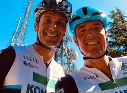 ivan basso luca spada eolo kometa team ciclismo
