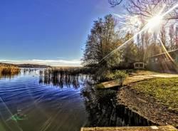 Lago di Varese, pista ciclabile - foto di Alessandro Cerreto