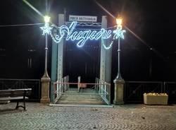 Luci di Natale a Porto Valtravaglia 2020