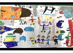 marcia diritto 2020 - i disegni dei bambini