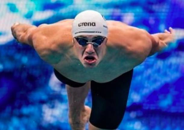 nicolò martinenghi international swimming league