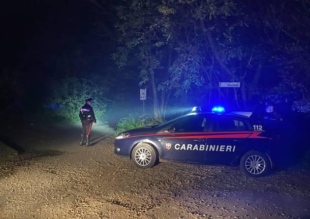 rave party halloween carabinieri castellanza