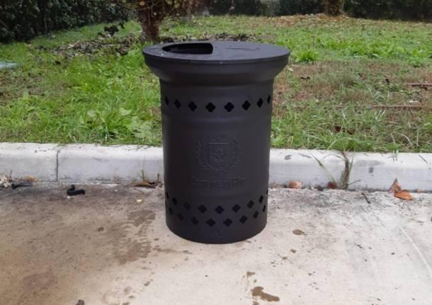 Rho cestini rifiuti