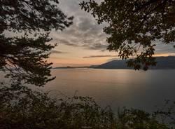 Sasso Ballaro, sospesi tra lago e cielo (foto di Tommaso Lamantia)