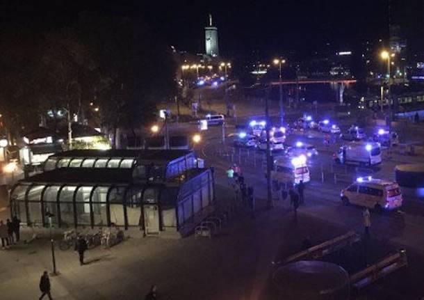 Spari nel centro di Vienna, diversi morti e feriti gravi