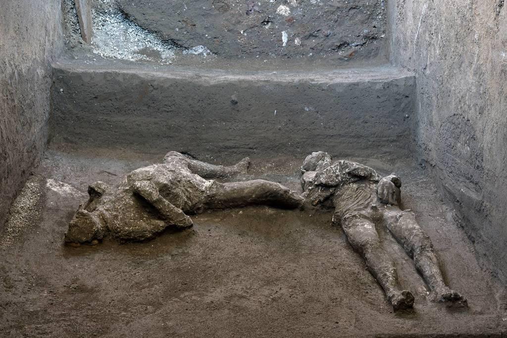 Straordinaria scoperta a Pompei