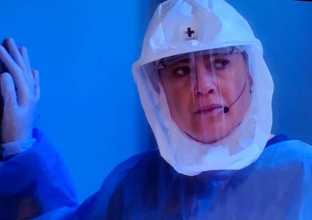 Torna Grey's Anatomy e racconta il Covid