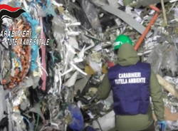 traffico illecito di rifiuti