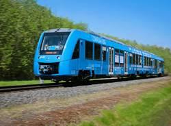 treno Idrogeno Alsthom iLint