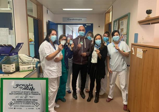 Unità Coronarica all'Ospedale di Tradate