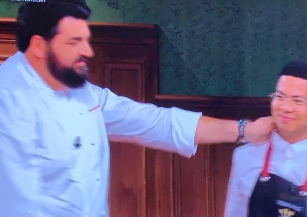 Antonino chef Academy: la finale di Yvonne Inumerable