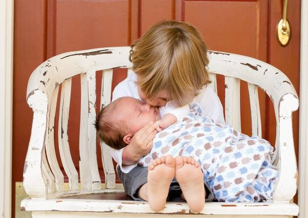 bambini affetto