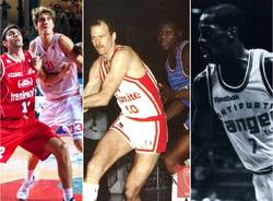 Basket canestri di storia