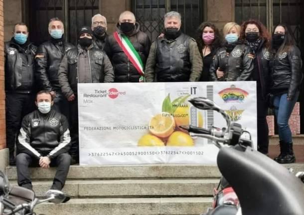 buoni spesa Samarate moto club