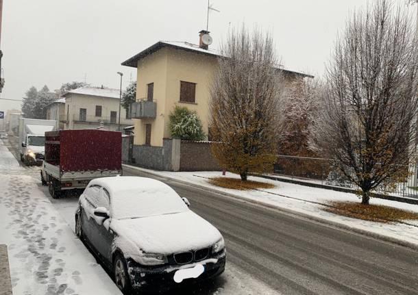 busto neve