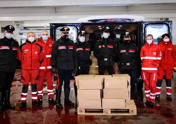 carabinieri milano natale