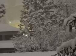 La nevicata del 28 dicembre 2020