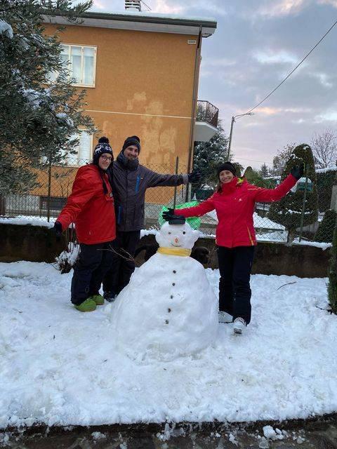 I pupazzi di neve dei lettori di VareseNews - Parte 2