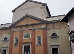 chiesa parrocchiale Golasecca