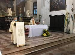 Chiesa S.Ambrogio a Legnano, seconda fase del restauro