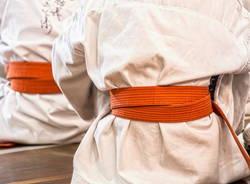 cinture karate arti marziali