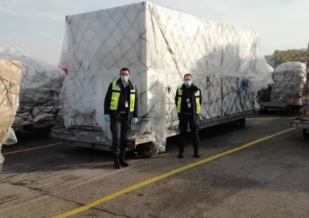 container sanitario regione umbra adm malpensa