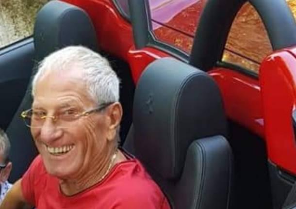 Davide Baviello necrologie 2020